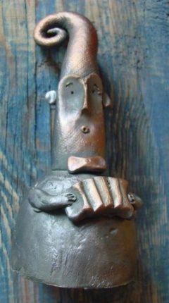 Персонажи из керамики