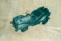 автомобиль из керамики в подарок