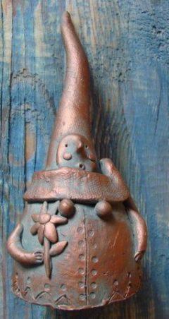 Керамические поделки фигурки