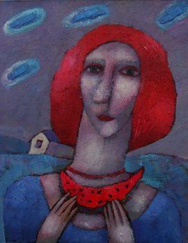 Картины маслом Елены Смуровой